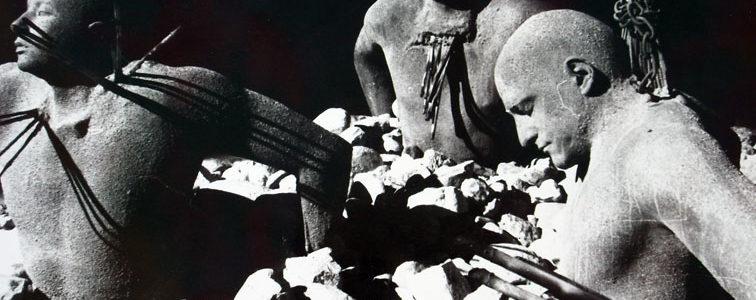 «Les corps lapidaires»