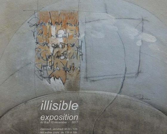 «illisible» galerie 13