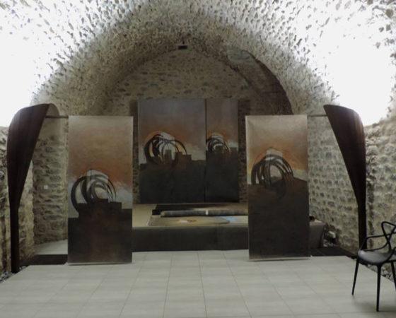 «Abordage aux confins du connu et de l'inconnu» – Cloître d'Arles-sur-Tech