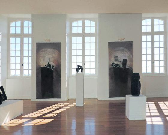 exposition au château de Crouseilles